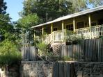 fivespot cabin - an art and nature lover's retreat, just 15 minutes to Sequoia Kings Canyon NP