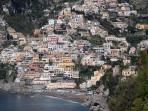 Positano, Great Beach