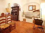 The Old Kitchen (Antique)
