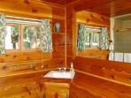 Full bath, main floor