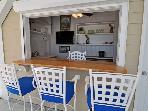 Indoor/Outdoor Kitchenette