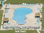 New Pool built 2013
