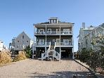 Island Drive 4388 Oceanfront-B Lot! | Hot Tub, Elevator, Jacuzzi, Internet, Fireplace