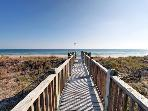Walk-Way to Beach Access