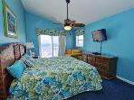 King Bedroom w/ Twin sleeper