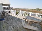 Sound front deck