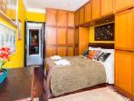 PH2 - The Yellow Bedroom with Doors to Garden Terrace