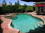 Shallow-to-Deep Pool Fun for Swimming