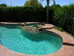 You wont find a better villa in Palm Springs!