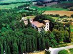 Villa of 110 Sq in Florence Chianti area with pool