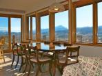 Dining area at Ansels View