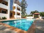 Three Bedroom Villa for short/long term rent in Anjuna Goa