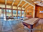 Pool Table-Clubhouse