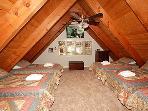 Loft Bedroom Upstairs