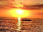 our sunset cruises