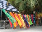 colors of the beach