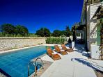 House with pool for rent, Istria, Pula, Croatia