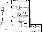 Villa Calypso Floorplan