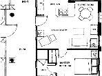 Villa Djakarta Floorplan