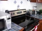 Impeccable kitchen