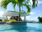 Wonderful pool area