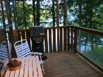 North Lake 1 Bedroom Water Front Retreat on the Sunshine Coast
