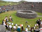 Festival Week Recital in the Cahergal Stone Fort