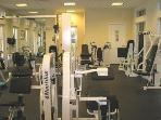 Fitness room (2) - weights