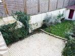 Garden from deck