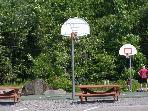 Basketball Courts at Arrowhead Lake