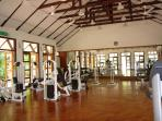 Fitness Centre (only for long stays)