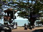 Miami beach(Pantai Miami) -5mins walk fr Apartmet