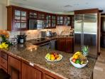 Kitchen with every amenity