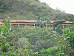 Los Establos Guesthouse View from Below