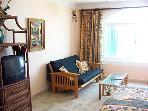 Master bedroom futon