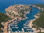 Bonifacio Harbour