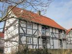 LLAG Luxury Vacation Apartment in Gudensberg - 420 sqft, country style living south of Kassel, comfortable,…