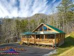 Raccoon Retreat log cabin