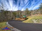 The smooth, gently sloping paved roads and make this an excellent motor cycle friendly cabin.