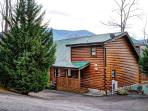 Berafoot Lodge - 3 bedroom cabin in Gatlinburg