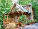 Pigeon Forge cabin rental: Mountain Mist