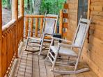 Deck - Rocking Chairs