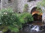 Moulin de Record, le BEZ/Ferrières, Tarn, Midi-Pyrénées, paradis de pêche + rando