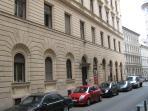 Sörház street