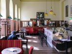 Viennese cafe