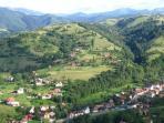 Transylvanian Rental Villa/ Chalet - Local views