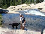 One of our favorite swimming holes
