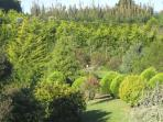 Veiw of part of our Park grounds