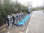 Rent a bike in Hyde Park!