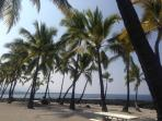 5 minutes from Pu?uhonua o H?naunau National Historical Park and Famous -Two Step- Diving/Snorkeling Spot